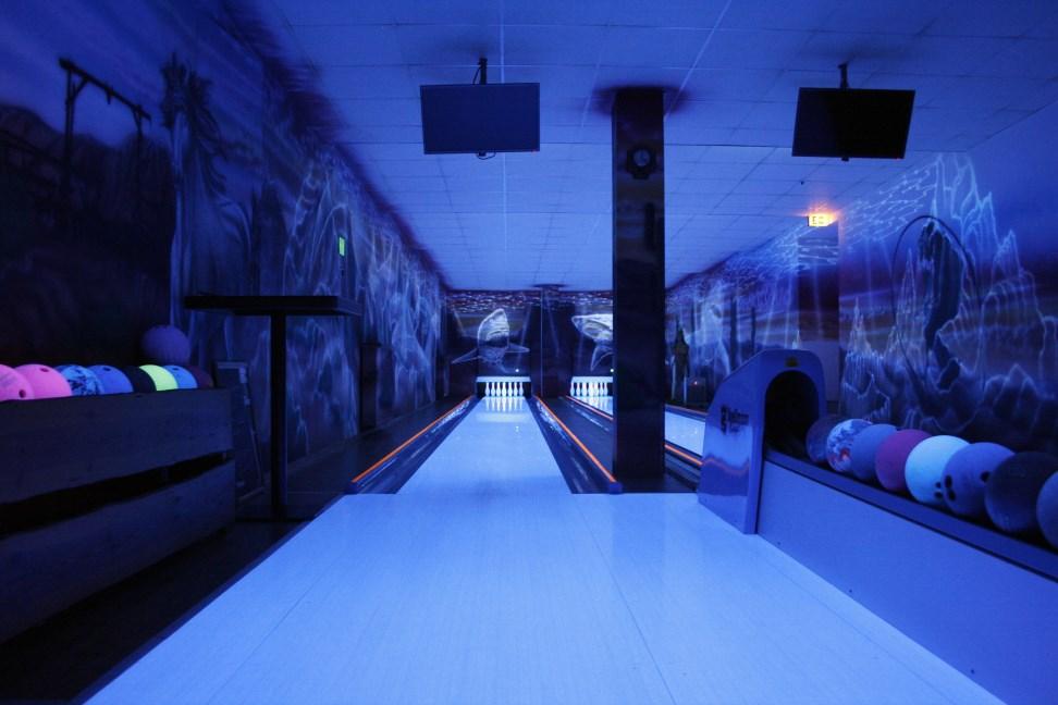 Bowling Bahn
